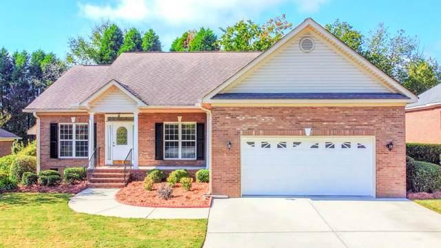 111 Willow Oak Loop, Aiken, SC 29803 (MLS #461308) :: Shannon Rollings Real Estate