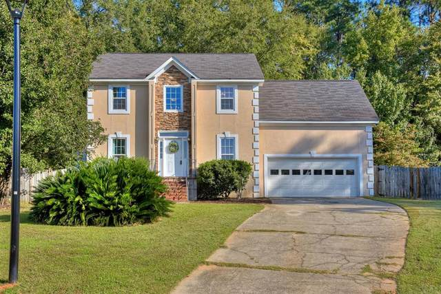 4586 Mallard Court, Martinez, GA 30907 (MLS #461333) :: For Sale By Joe | Meybohm Real Estate