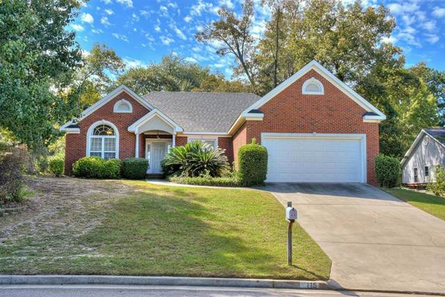 115 Crescent Court, North Augusta, SC 29841 (MLS #461336) :: RE/MAX River Realty