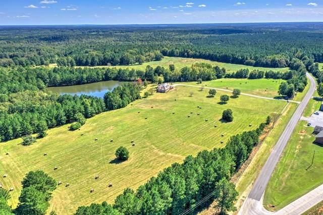 90 Ac White Rock Road, Lincolnton, GA 30817 (MLS #461340) :: Tonda Booker Real Estate Sales