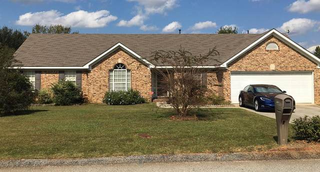 1103 Chambers Drive, Hephzibah, GA 30815 (MLS #461348) :: RE/MAX River Realty