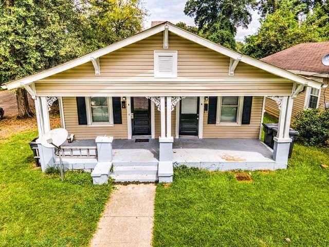 107 Ellis Street, Augusta, GA 30901 (MLS #461351) :: Southeastern Residential
