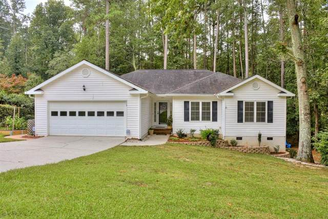873 SW Hickory Ridge Road, Aiken, SC 29803 (MLS #461361) :: Shannon Rollings Real Estate