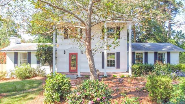 123 Cedarwood Drive, Aiken, SC 29803 (MLS #461378) :: Melton Realty Partners