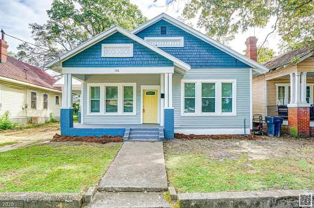 1316 Laurel Street, Augusta, GA 30904 (MLS #461381) :: Tonda Booker Real Estate Sales