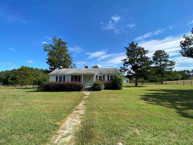1274 N Martintown Road, Edgefield, SC 29835 (MLS #461391) :: For Sale By Joe | Meybohm Real Estate