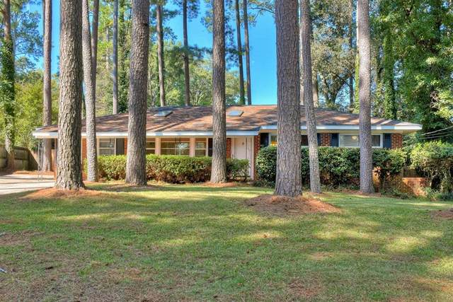 1125 Oakdale Road, Augusta, GA 30904 (MLS #461395) :: Young & Partners