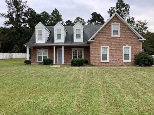1217 Oakridge Plantation Road, Hephzibah, GA 30815 (MLS #461399) :: Shannon Rollings Real Estate