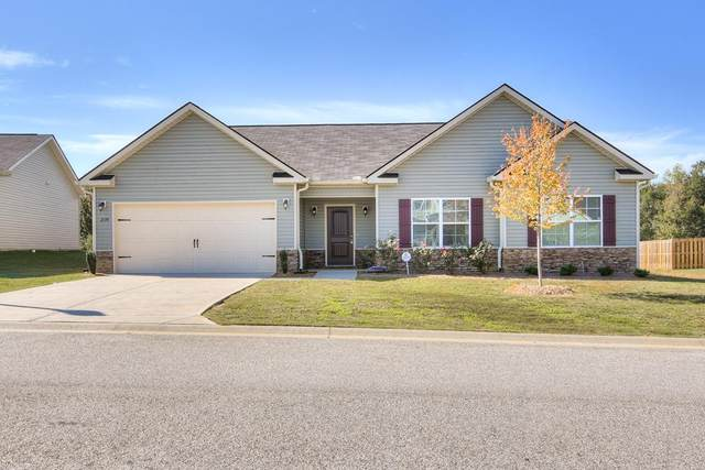 2174 Grove Landing Way, Grovetown, GA 30813 (MLS #461412) :: Young & Partners