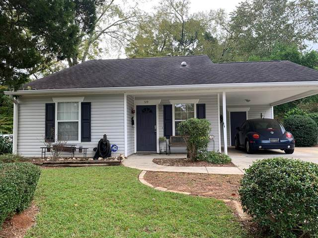 519 Penn Street, Edgefield, SC 29824 (MLS #461418) :: Melton Realty Partners