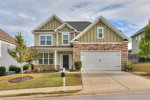 847 Herrington Drive, Grovetown, GA 30813 (MLS #461428) :: Shannon Rollings Real Estate