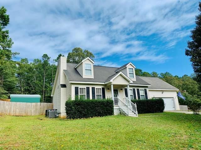 114 Citadel Drive, Aiken, SC 29803 (MLS #461429) :: Melton Realty Partners