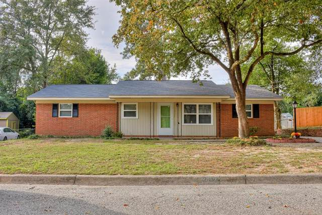 3412 Colonial Drive, Augusta, GA 30909 (MLS #461441) :: Shannon Rollings Real Estate