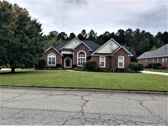 914 Windmill Pkwy, Evans, GA 30809 (MLS #461448) :: Tonda Booker Real Estate Sales