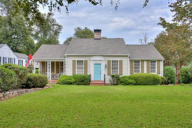 2563 Henry Street, Augusta, GA 30904 (MLS #461462) :: Tonda Booker Real Estate Sales