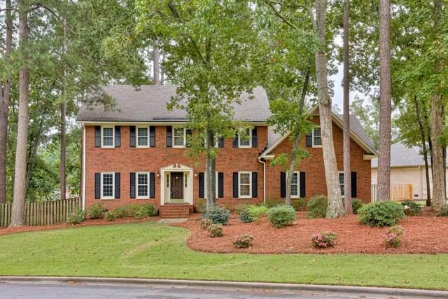 4208 Knollcrest Circle, Martinez, GA 30907 (MLS #461470) :: Shannon Rollings Real Estate