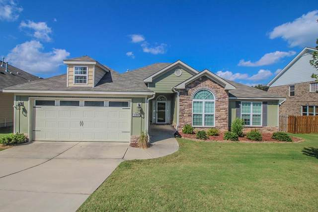 138 Claridge Street, North Augusta, SC 29860 (MLS #461485) :: Melton Realty Partners
