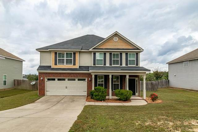 1605 Cedar Hill Drive, Grovetown, GA 30813 (MLS #461492) :: Shannon Rollings Real Estate