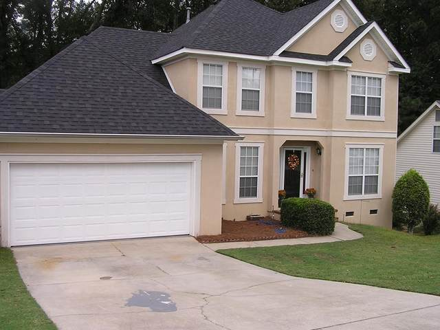 4682 Perry Mill Circle, Grovetown, GA 30813 (MLS #461504) :: Tonda Booker Real Estate Sales