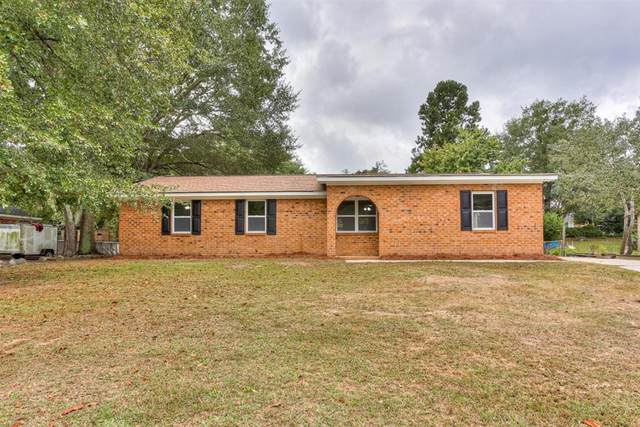 4544 Oakley Pirkle Road, Augusta, GA 30907 (MLS #461506) :: Tonda Booker Real Estate Sales