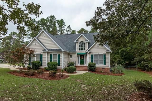 104 Oxmoor Circle, Aiken, SC 29803 (MLS #461509) :: Shannon Rollings Real Estate