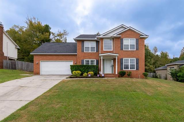 228 Farmington Drive W, Evans, GA 30809 (MLS #461541) :: Melton Realty Partners