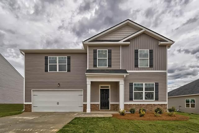 453 Furlough Drive, Augusta, GA 30909 (MLS #461546) :: RE/MAX River Realty