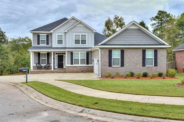 2078 Wythe Drive, Evans, GA 30809 (MLS #461587) :: Shannon Rollings Real Estate