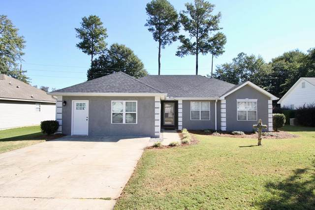 454 Old Walnut Branch Road, North Augusta, SC 29860 (MLS #461589) :: Shannon Rollings Real Estate
