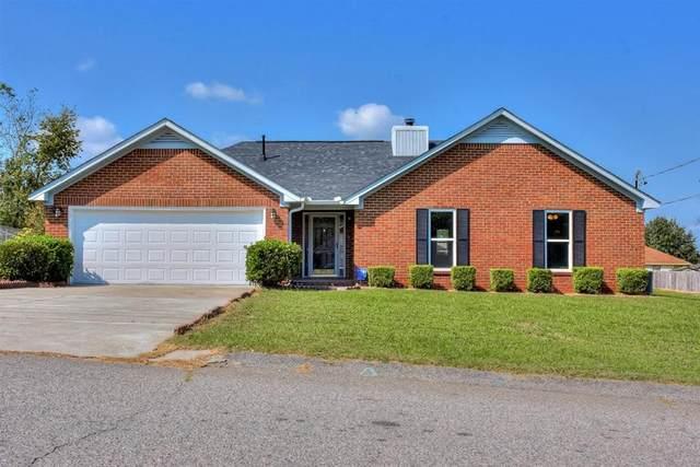 2213 Ramblewood Drive, Augusta, GA 30906 (MLS #461599) :: Southeastern Residential