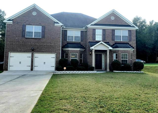 1234 Paramount Court, Hephzibah, GA 30815 (MLS #461621) :: Young & Partners