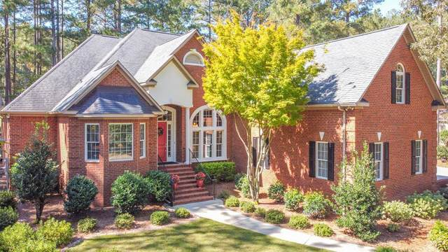 1037 Brightwood Drive, Aiken, SC 29803 (MLS #461624) :: Shannon Rollings Real Estate