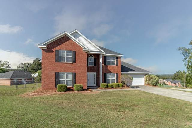 4611 Marthas Way, Grovetown, GA 30813 (MLS #461638) :: RE/MAX River Realty