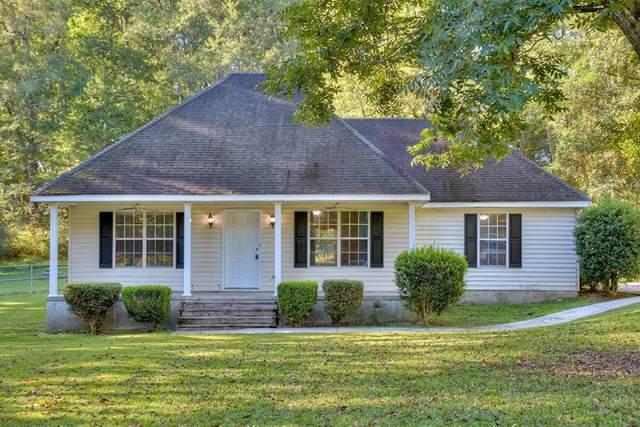 160 Guillebeau Street, Lincolnton, GA 30817 (MLS #461653) :: Shannon Rollings Real Estate