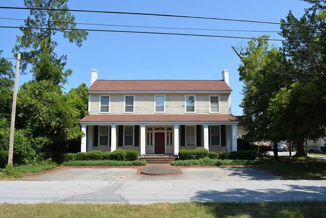 110 E Hall Street, Thomson, GA 30824 (MLS #461689) :: Shannon Rollings Real Estate