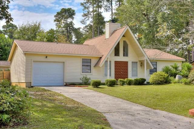 3916 Creekwood Lane, Augusta, GA 30907 (MLS #461693) :: RE/MAX River Realty