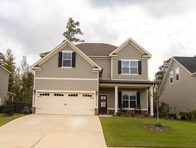 524 Windermere Street, Evans, GA 30809 (MLS #461706) :: Melton Realty Partners