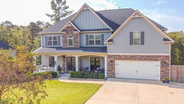 197 Buckhar Lane, Aiken, SC 29803 (MLS #461713) :: For Sale By Joe | Meybohm Real Estate