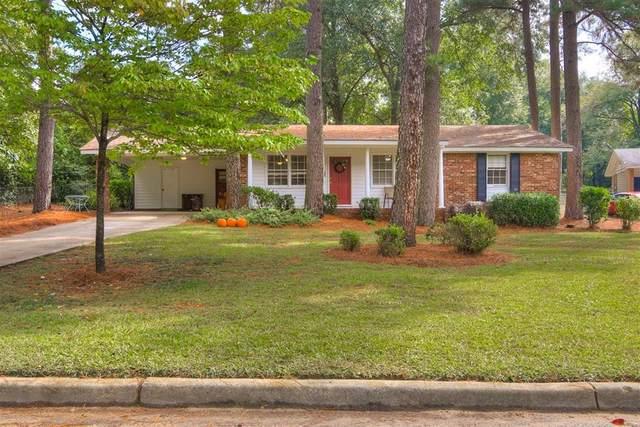 575 Martin Lane, Augusta, GA 30909 (MLS #461716) :: Melton Realty Partners