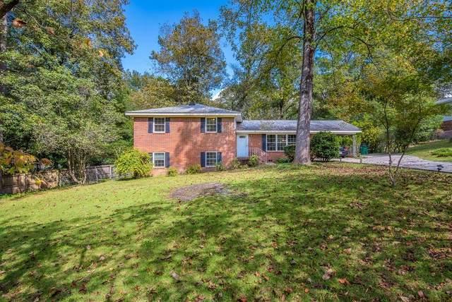 114 SW Glenn Place, Aiken, SC 29803 (MLS #461740) :: Shannon Rollings Real Estate