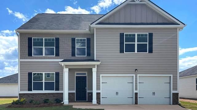 1142 Sims Drive, Augusta, GA 30909 (MLS #461744) :: RE/MAX River Realty