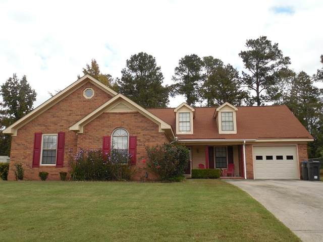 3010 Breeze Hill Drive, Augusta, GA 30906 (MLS #461764) :: Tonda Booker Real Estate Sales