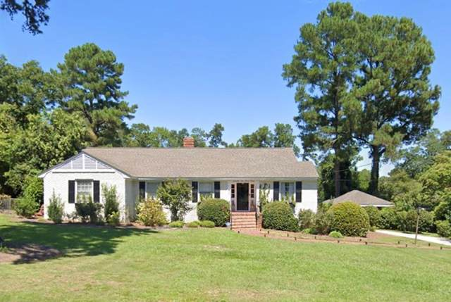2209 Crestwood Drive, Augusta, GA 30904 (MLS #461765) :: Shannon Rollings Real Estate