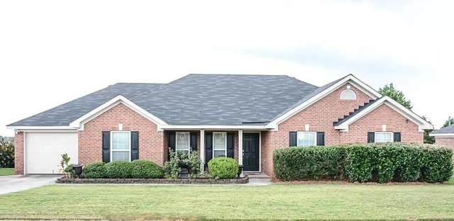 3822 Oxford Drive, Hephzibah, GA 30815 (MLS #461768) :: Southeastern Residential
