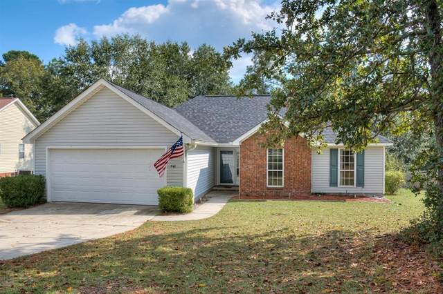 548 Old Sudlow Lake Road, North Augusta, SC 29841 (MLS #461775) :: Young & Partners