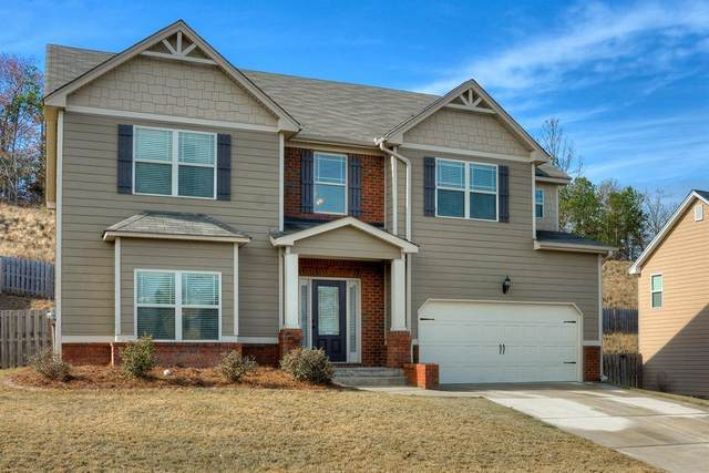 731 Porter Lane, Grovetown, GA 30813 (MLS #461780) :: Young & Partners