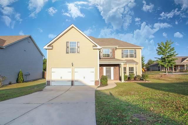 2705 Huntcliffe Drive, Augusta, GA 30909 (MLS #461796) :: Young & Partners
