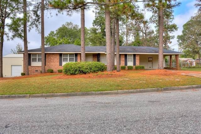 606 Victoria Drive, North Augusta, SC 29841 (MLS #461797) :: Shannon Rollings Real Estate