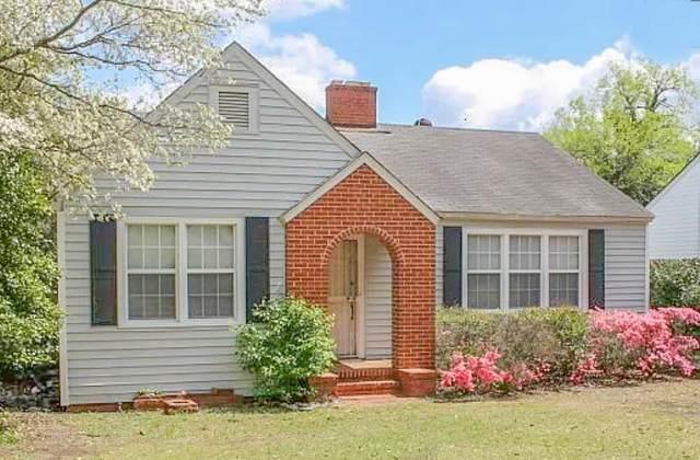 1212 Heard Avenue, Augusta, GA 30904 (MLS #461804) :: For Sale By Joe | Meybohm Real Estate
