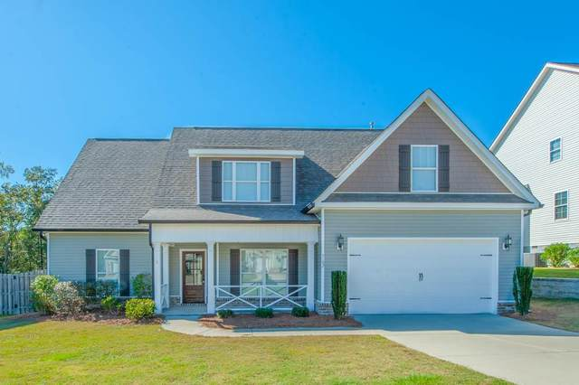 3182 Lake Norman Drive, North Augusta, SC 29841 (MLS #461808) :: Tonda Booker Real Estate Sales